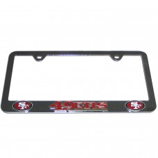 49ers License Plate Frame