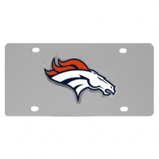 Denver Broncos Colorado License Plate