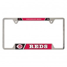 Cincinnati Reds Metal License Plate Frame