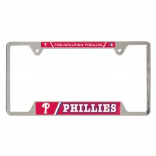 Philadelphia Phillies Metal License Plate Frame