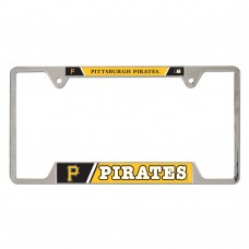 Pittsburgh Pirates Metal License Plate Frame