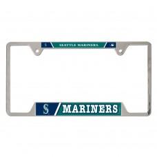 Seattle Mariners Metal License Plate Frame