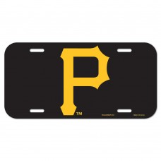 Pittsburgh Pirates License Plate