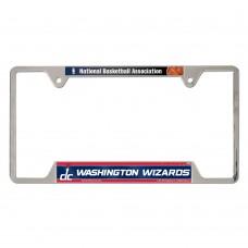 Washington Wizards Metal License Plate Frame