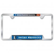 Dallas Mavericks Metal License Plate Frame