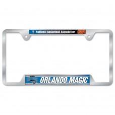 Orlando Magic Metal License Plate Frame