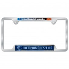 Memphis Grizzlies Metal License Plate Frame