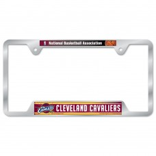 Cleveland Cavaliers Metal License Plate Frame