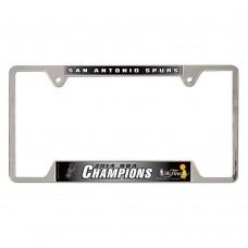 San Antonio Spurs Metal License Plate Frame