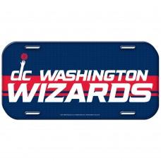 Washington Wizards License Plate