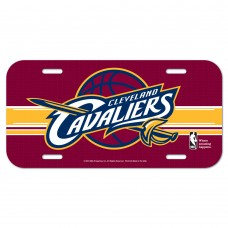 Cleveland Cavaliers License Plate