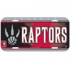 Toronto Raptors License Plate