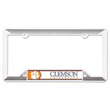 Clemson University License Plate Frame