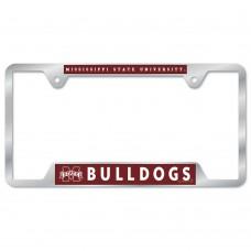 Mississippi State University Metal License Plate Frame