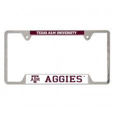 Texas A&M University Metal License Plate Frame