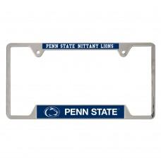 Penn State University Metal License Plate Frame