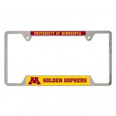 Minnesota, University of Metal License Plate Frame