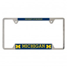 Michigan University of Metal License Plate Frame