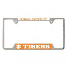 Clemson University Metal License Plate Frame