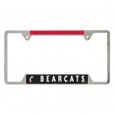 Cincinnati University of Metal License Plate Frame