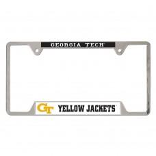 Georgia Tech Metal License Plate Frame