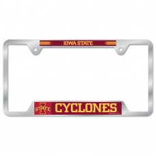 Iowa State University Metal License Plate Frame