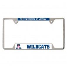 Arizona University of Metal License Plate Frame