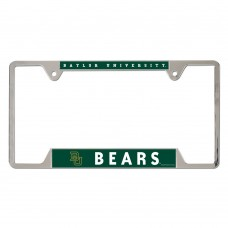 Baylor University Metal License Plate Frame