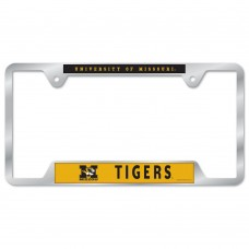 Missouri University of Metal License Plate Frame