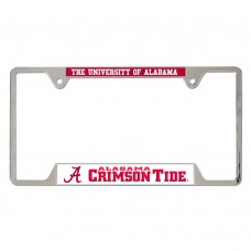 Alabama University of Metal License Plate Frame