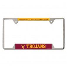 USC Metal License Plate Frame