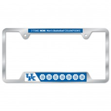 Kentucky University of Metal License Plate Frame