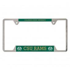 Colorado State Metal License Plate Frame