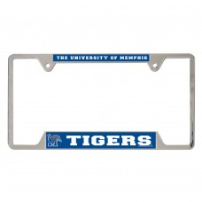 Memphis University of Metal License Plate Frame