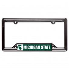 Michigan State University License Plate Frame