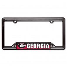Georgia University of License Plate Frame