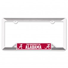 Alabama University of License Plate Frame