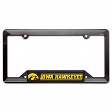 Iowa University of License Plate Frame