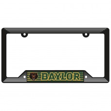 Baylor University License Plate Frame