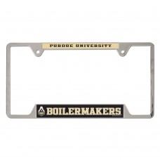 Purdue University Metal License Plate Frame