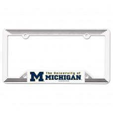 Michigan University of License Plate Frame