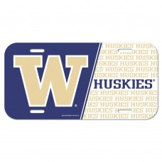 Washington, University of License Plate