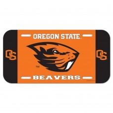 Oregon State University License Plate