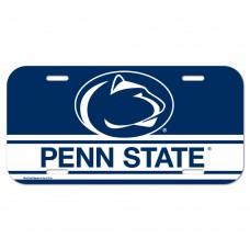 Penn State University License Plate