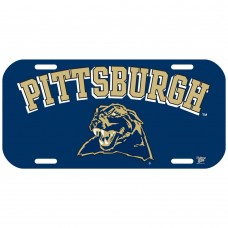 Pittsburgh University of License Plate