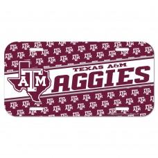 Texas A&M University License Plate