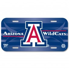 Arizona University of License Plate