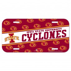 Iowa State University License Plate