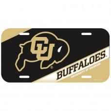 Colorado University of License Plate