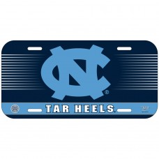 North Carolina University of License Plate